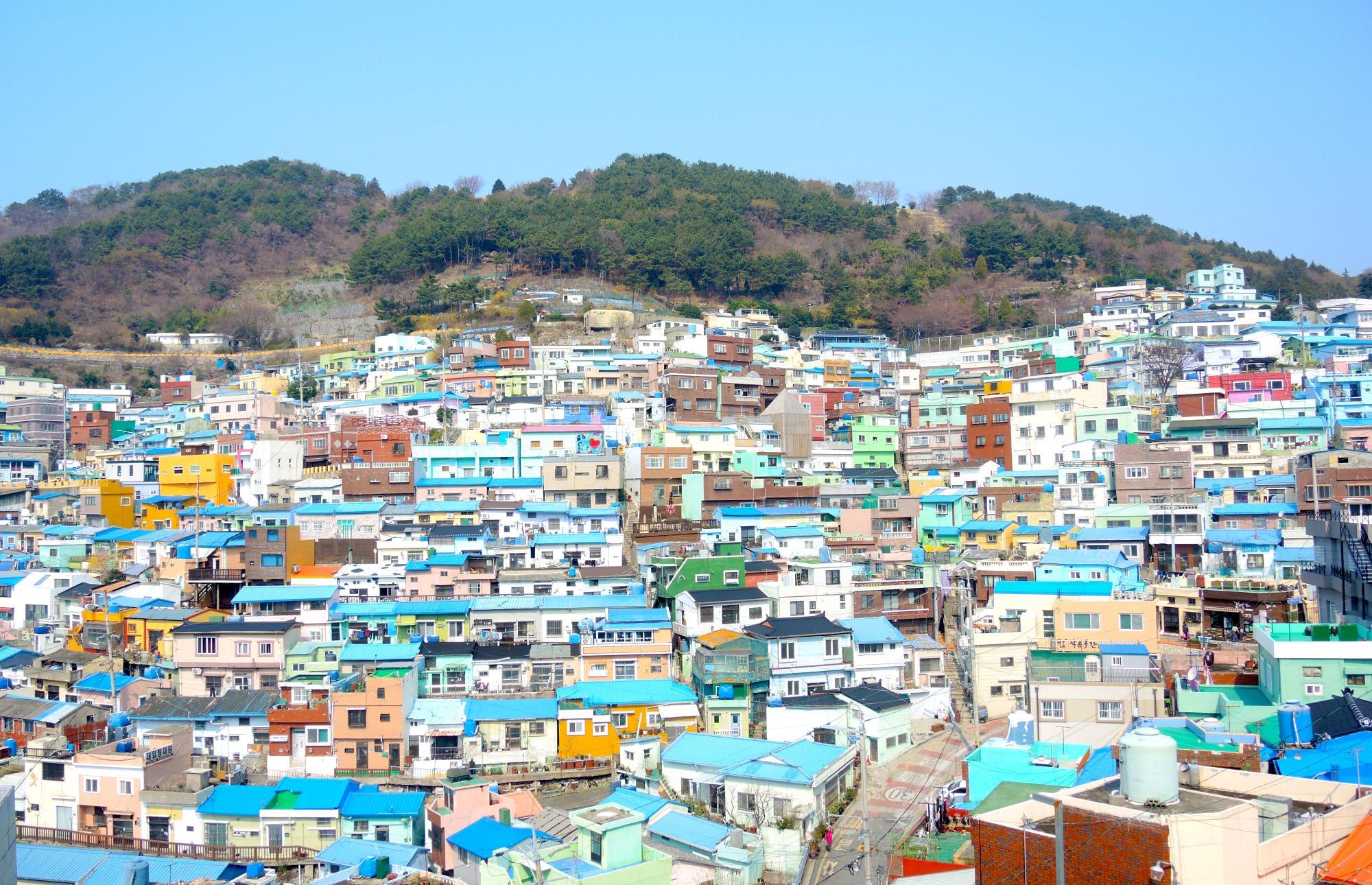 Rail Tour South Korea 이미지